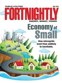 Economy of Small, Public Utilities Fortnightly, May 2013.